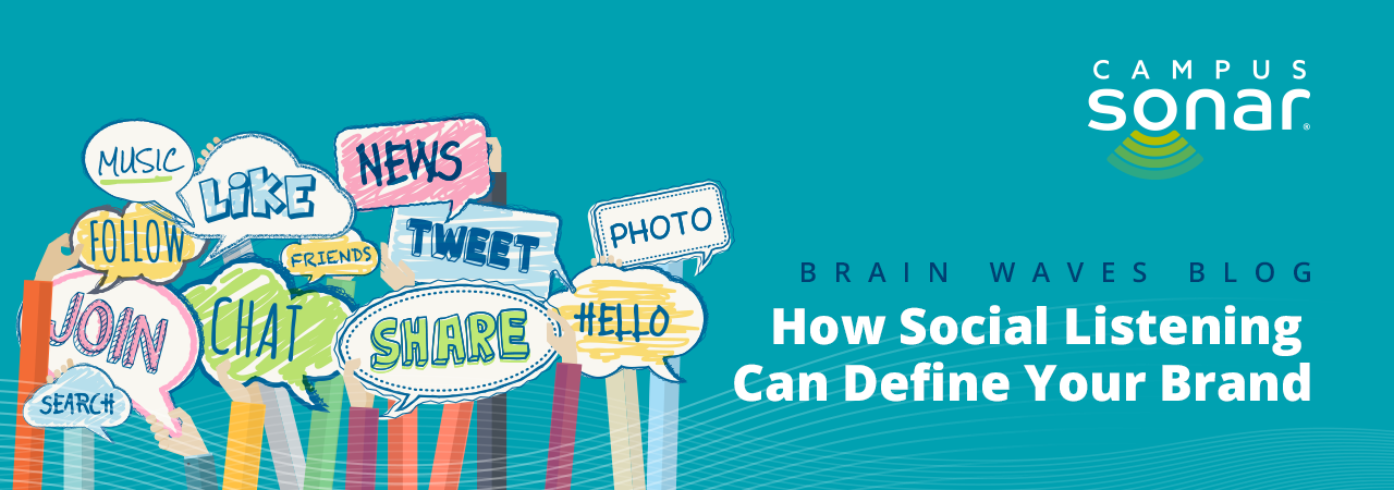 How Social Listening Can Define Your Brand Blog Image
