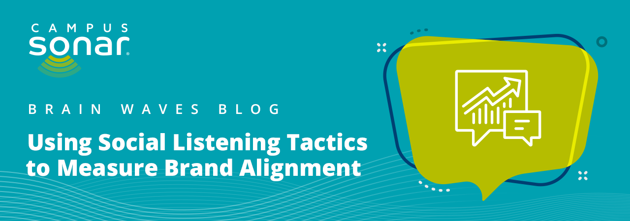 Blog post image for Using Social Listening Tactis to Measure Brand Alignment