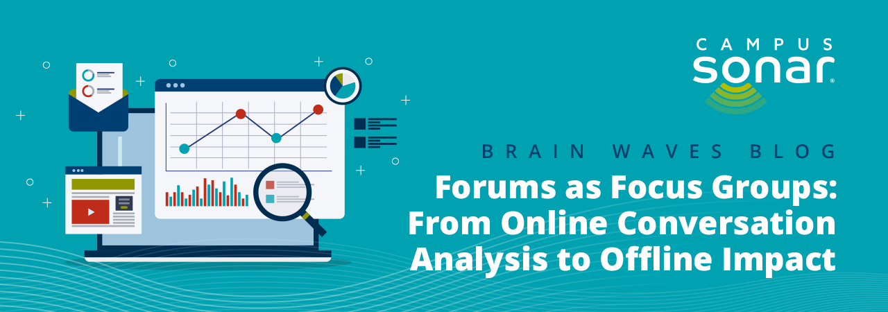 Blog post image for Forums as Focus Groups: From Online Conversation Analysis to Offline Impact