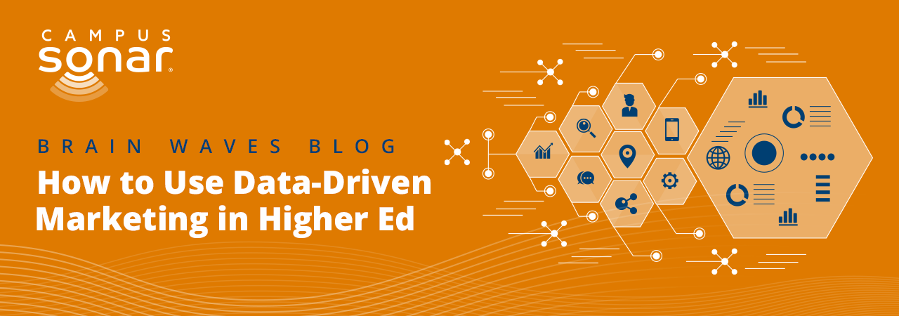 Blog post image for How to Use Data-Driven Marketing in Higher Ed