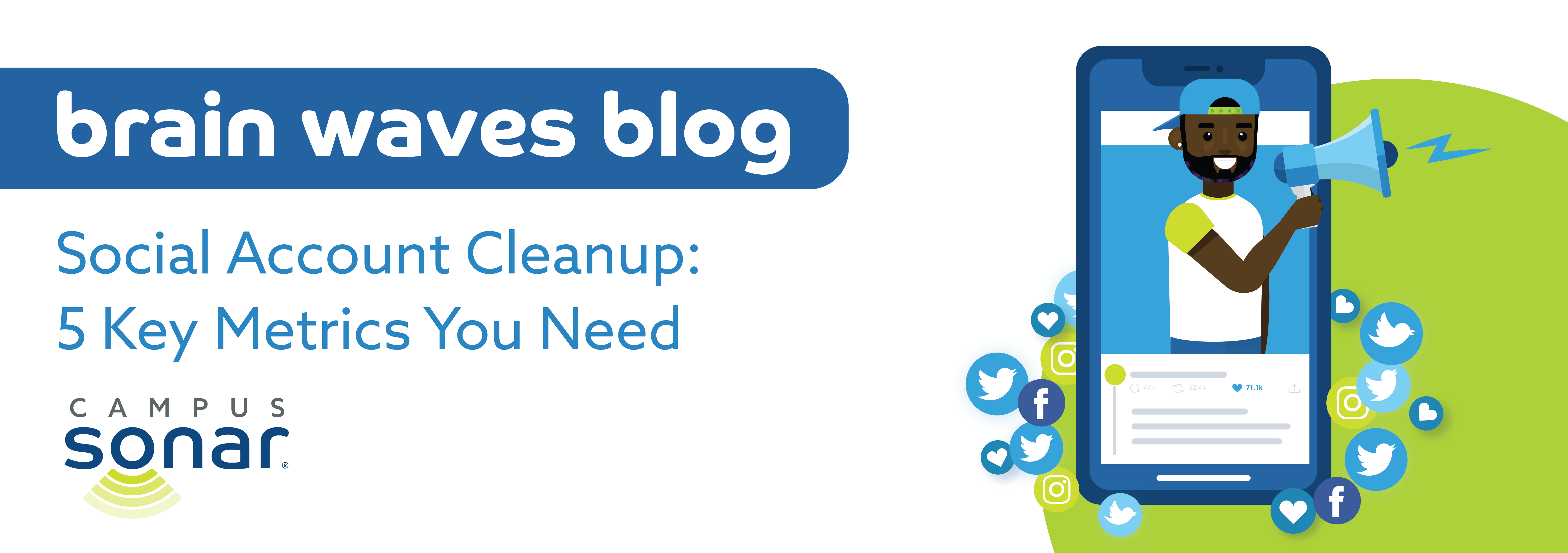 Blog post image for Social Account Cleanup: 5 Key Metrics You Need