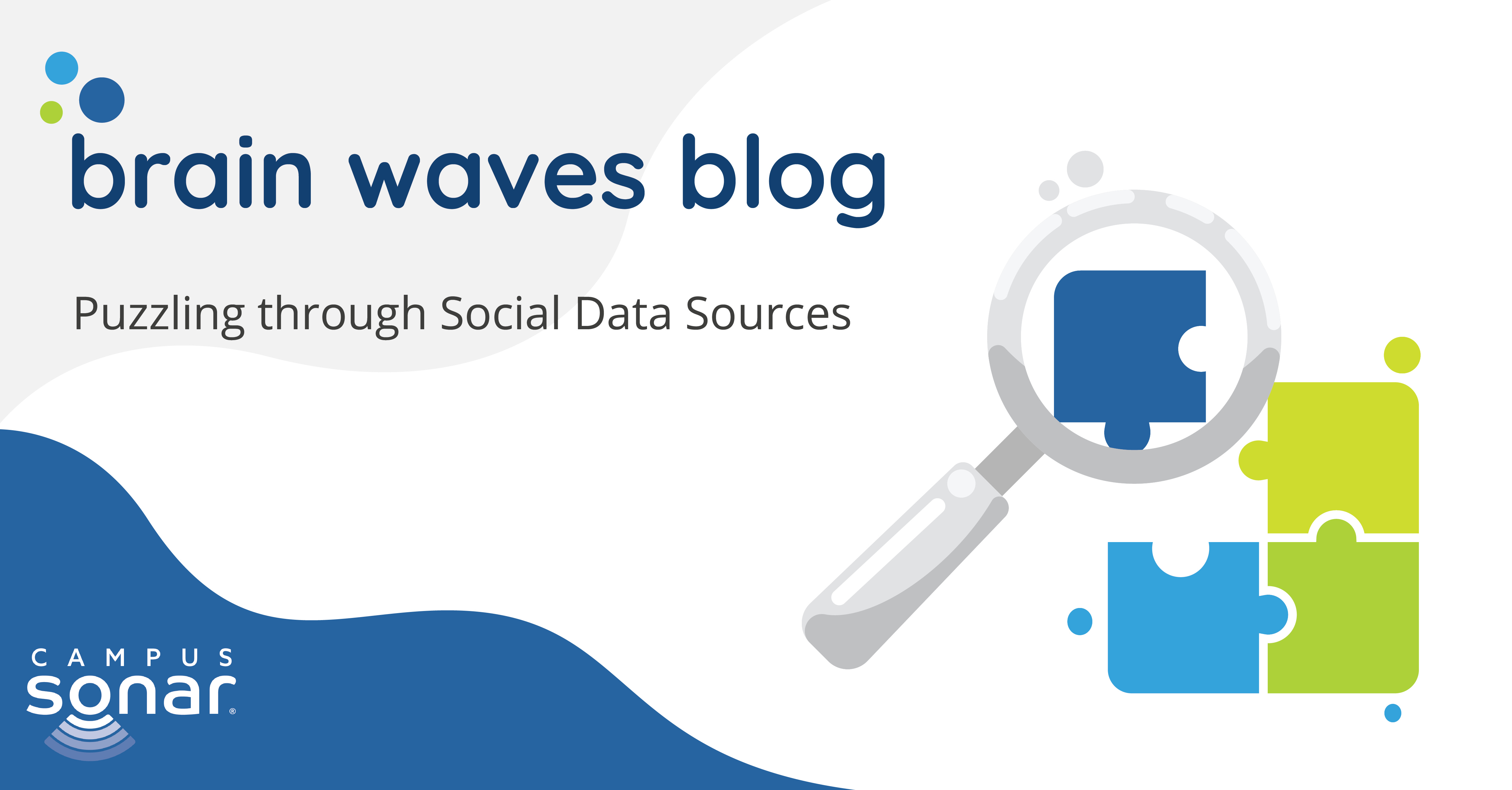 Blog post image for Puzzling through Social Data Sources