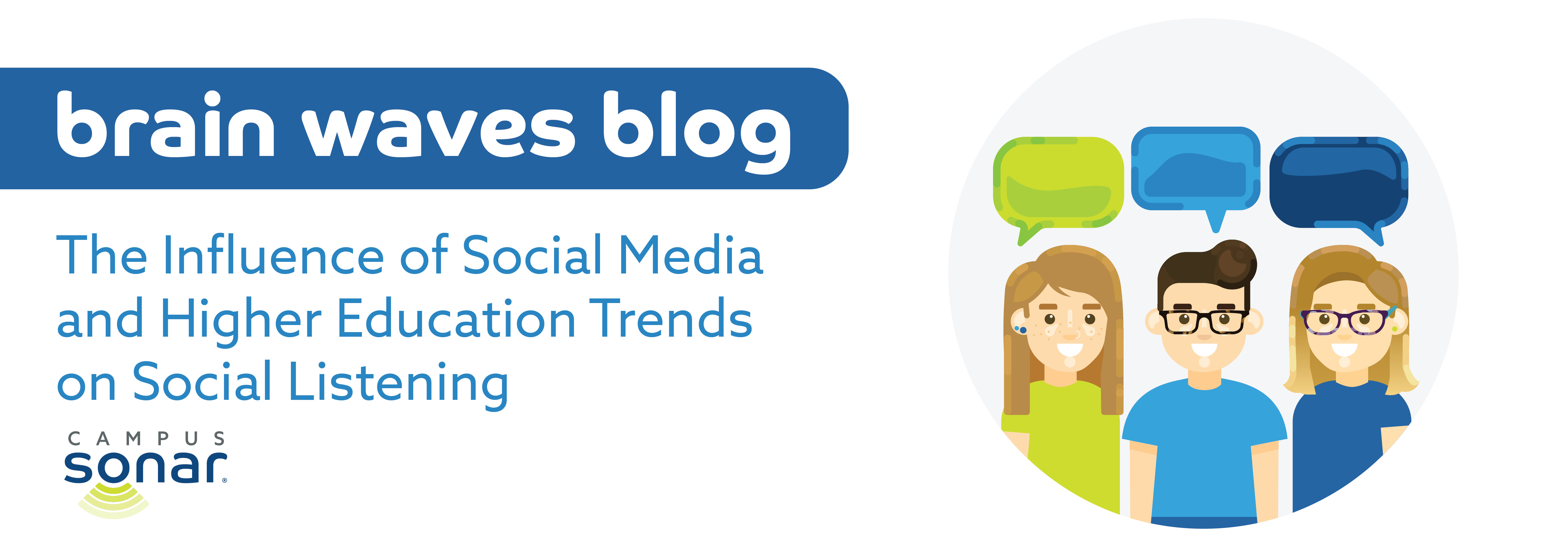 Blog post image for The Influence of Social Media and Higher Education Trends on Social Listening