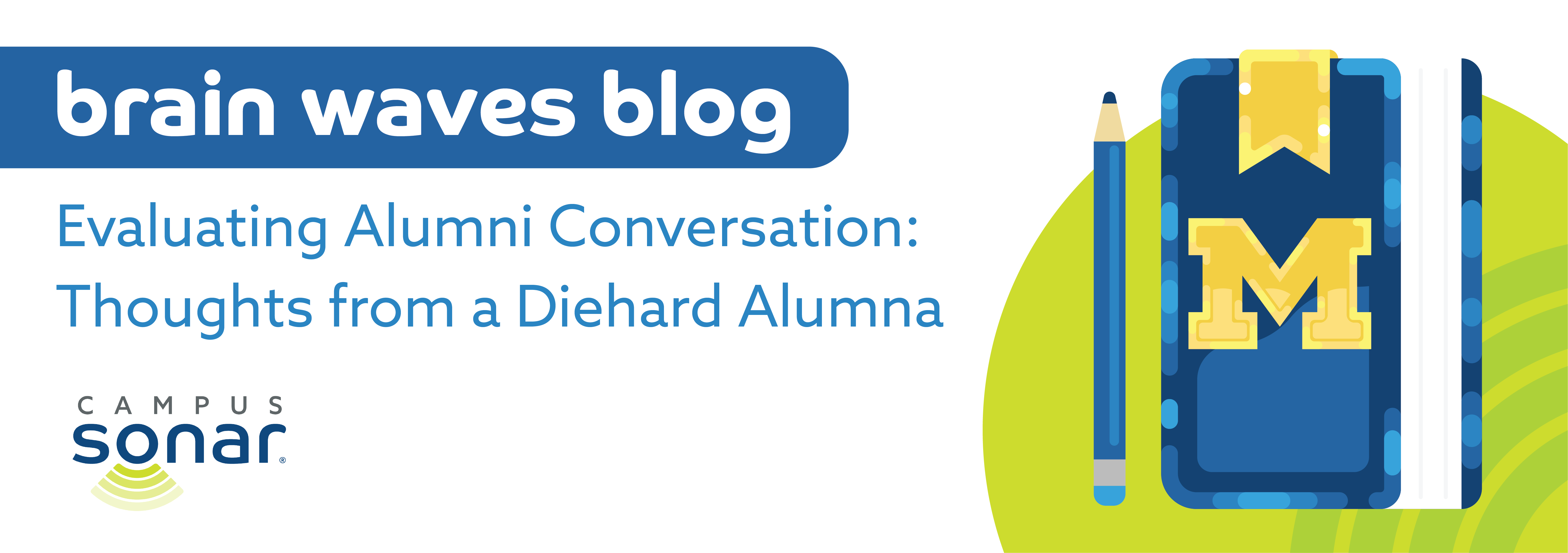 Blog post image for Evaluating Alumni Conversation: Thoughts from a Diehard Alumna