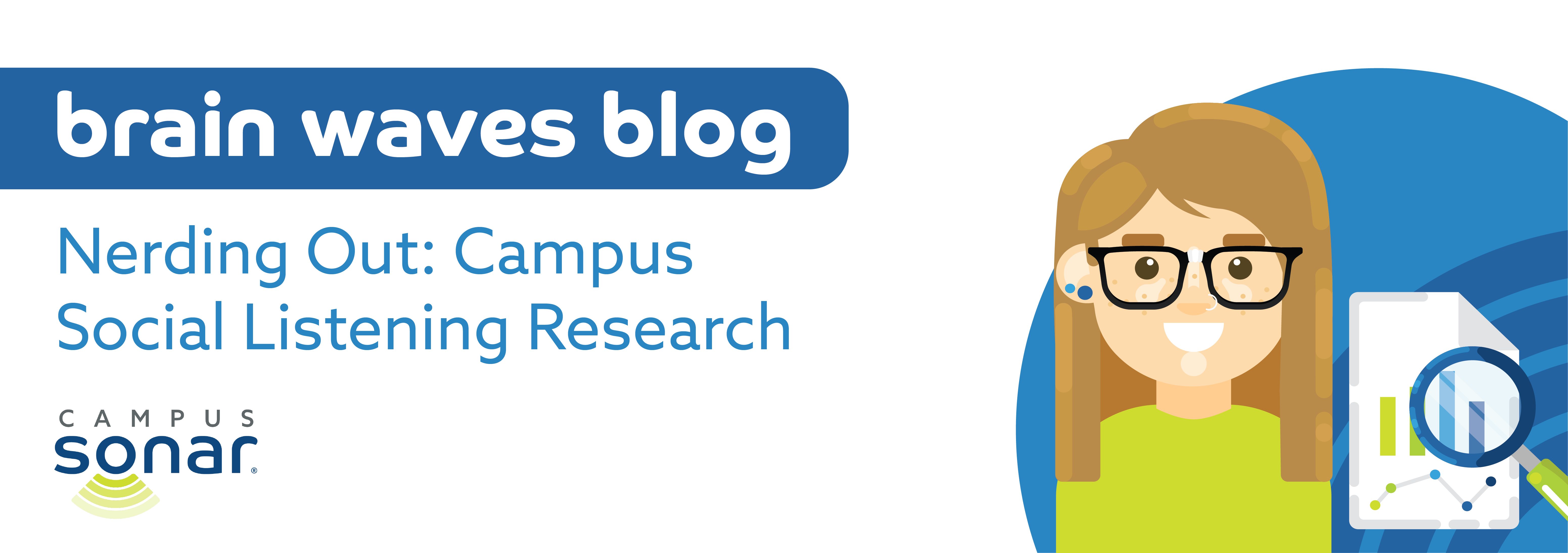Blog post image for Nerding Out: Campus Social Listening Research