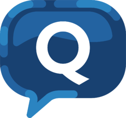 """""""Q"""" [questions] speech bubble"""
