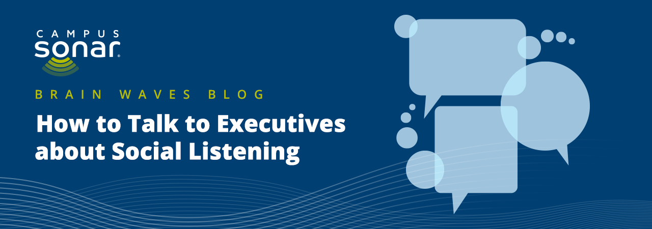 Blog post image How to Talk to Executives about Social Listening