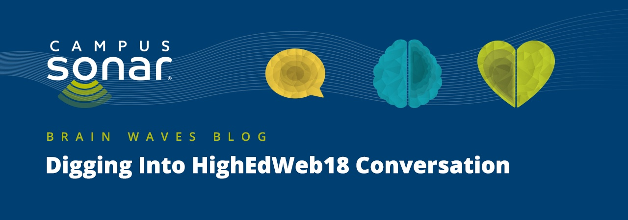 Blog post image for Digging Into HighEdWeb18 Conversation