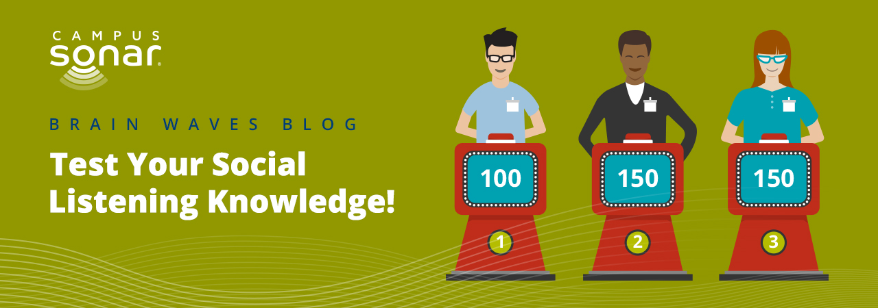 Blog post image for Test Your Social Listening Knowledge!