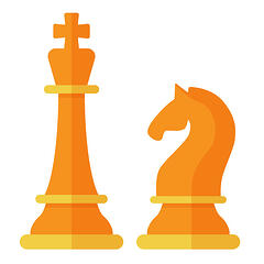 Chess pieces indicate strategy