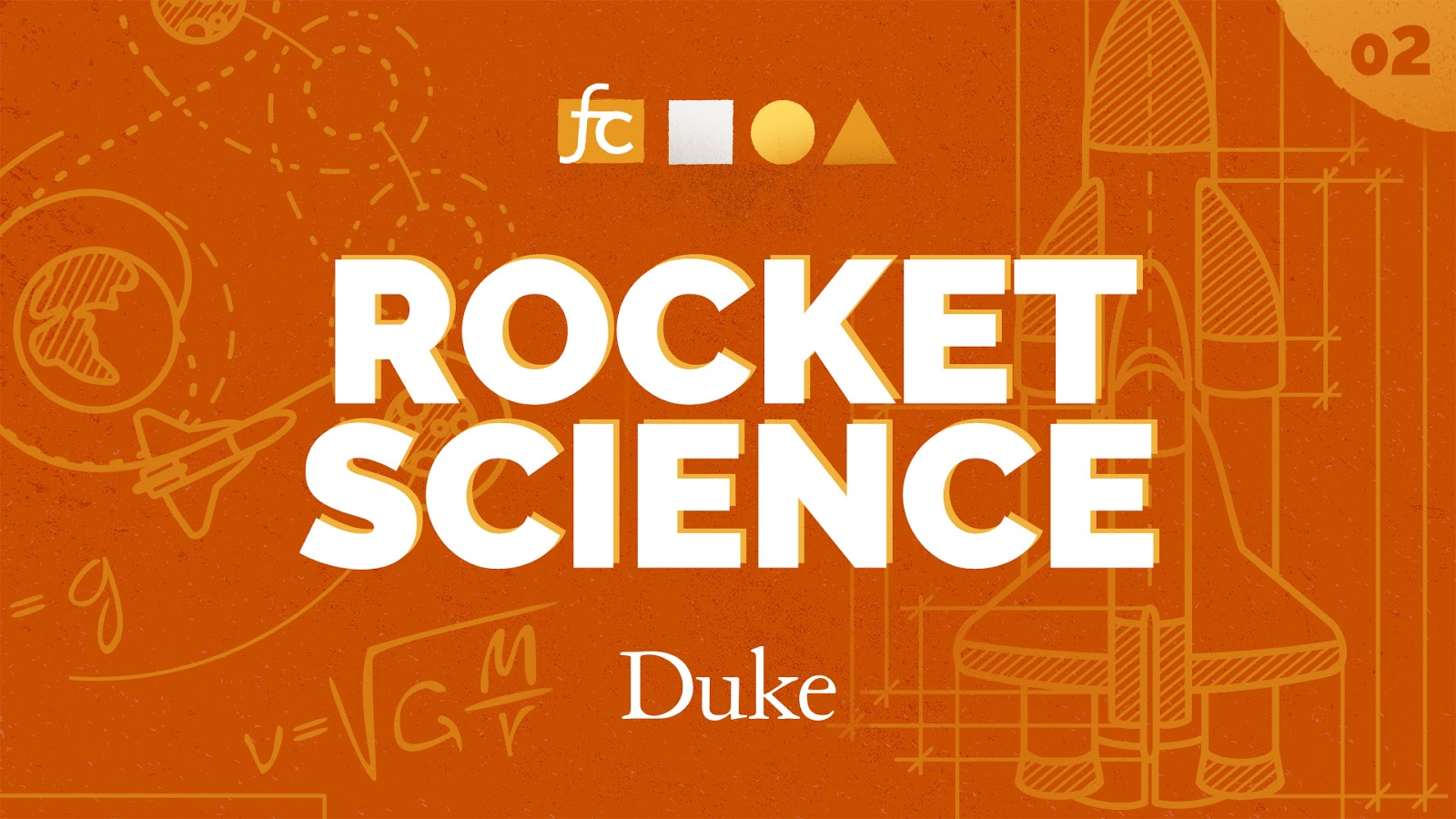 Duke Rocket Science YouTube thumbnail