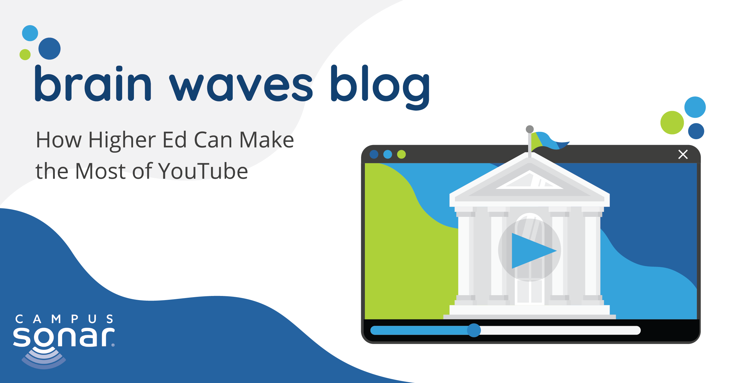 Brain Waves Blog: How Higher Ed Can Make the Most of YouTube